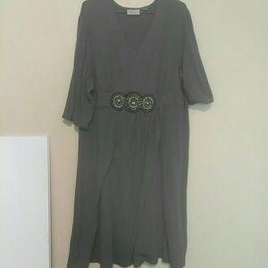 Semi Formal gray dress